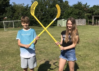 Pupils win quality mark for commitment to sport